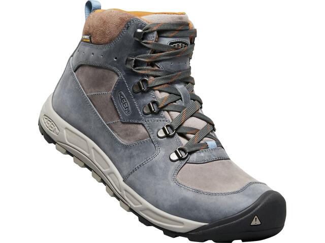 Keen M's Westward Leat WP Mid Shoes dark slate/grey